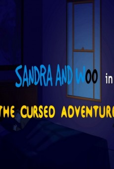 Sandra and Woo in the Cursed Adventure